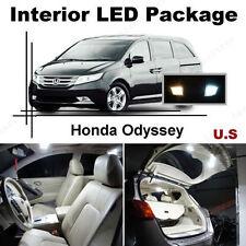 White LED Lights Interior Package Kit for Honda Pilot 2009-2013 ( 13 Pcs )