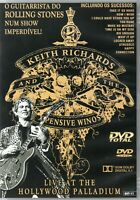Keith Richards DVD Live At The Hollywood Palladium Brand New Sealed