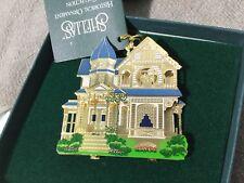 Shelia's Historical Ornament Collection - Riley-Cutler House - Osr01