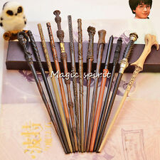 New Harry Potter Characters Cast Led Magical Magic Wand Cosplay Party Kids Gifts