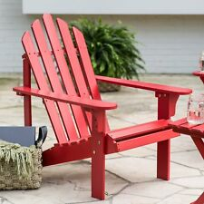 Patio Adirondack Chairs For Sale Ebay