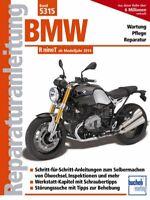 BMW RnineT REPARATURANLEITUNG Reparatur/Handbuch Wartung Reparaturbuch Buch
