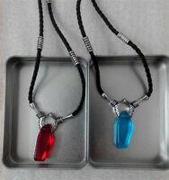 New Game DmC:Devil May Cry Dante Vergil Nephilim Ruby Cosplay Necklace Pendant