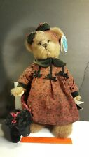 Bearington Collection GIGI & FIFI Bear Ltd Series Mint All Tags 1521 14""