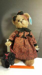 "Bearington Collection GIGI & FIFI Bear Ltd Series Mint All Tags 1521 14"""