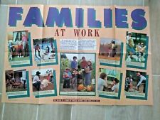 Primary Grades Computer and Families 3 Display Posters Teacher Educational Tools