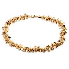 Heart Mesh Ankle Bracelet Sevil 18K Gold Plated