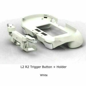 For PS VITA PSV 2000 Slim Hand Grip Joypad Stand Case with L2 R2 Trigger Button