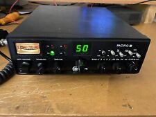 Tagra Pacific 3 10 Meter Amateur Ham Mobile Radio Am/Fm/Lsb/Usb