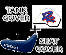 KIT COVER SUZUKI DR 350, DR350 BLUE SEAT & TANK COVER FREE SHIPPING WORLDWIDE
