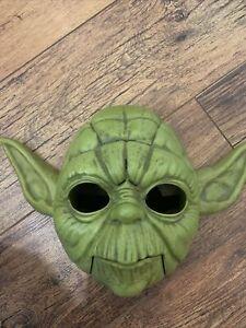 Star Wars - Yoda Talking Mask