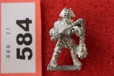 Citadel CH2 Chaos Warrior Xarytus Deathflail Realms of Warhammer Mint Metal OOP
