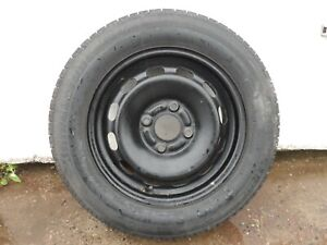 Ford Focus Mk1 - Spare wheel and Bridgestone Tyre 175/65 R14