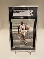 2015-16 Clear Vision Acetate #07 Kobe Bryant Lakers 🔥 SGC Mint 9 🔥