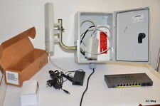 Kit Wireless CAMBIUM/MOTOROLA Canopy PTP100 5400BHG + switch + coffret - NEUF