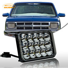 "1PC 4x6"" 45W LED Headlight For Chevrolet Camaro S10 C10 Blazer New Free Ship"
