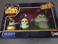 Star Wars Chubbies Jabba Palace Figures