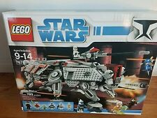 Lego Star Wars The Clone Wars AT-TE Walker (7675) New Sealed