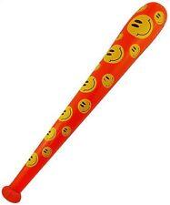 Smiley gonflable Batte de Base-Ball - 85cm-Pinata Jouet Butin / sac de Fête Mariage / Enfants