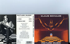 CD Digipack  Klaus Schulze  Picture Music