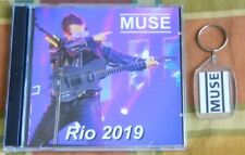 "MUSE, FOB + FREE CD, ""RIO 2019"" ( Artic Monkeys, Oasis, Foo Fighters, Killers)"