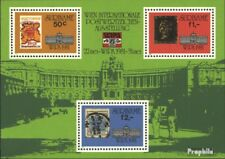 Suriname block30 (complete issue) unmounted mint / never hinged 1981 WIPA