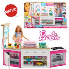 Mattel Barbie cucina da sogno M.shop GIW