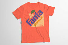 Coca Cola Fanta Crackle Logo Men T-shirt