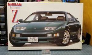 Fujimi Nissan Fairlady Z Z32 300ZX JDM 1/24 Model Kit READ DESCRIPTION