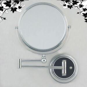 LUXUS DOPPEL Kosmetikspiegel Nomal+10Fach, WM-CD