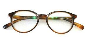 Warby Parker Watts 280 Tortoise Round Eyeglasses 49/18 145 Excellent