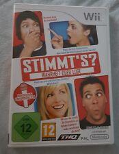 Wii Spiel / Stimmt's?   Wahrheit oder Lüge