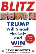 BLITZ: Trump Will Smash the Left and Win HARDCOVER 2020 by David Horowitz