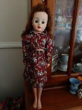 Vintage CHILTERN Made In England Vinyl Doll