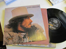 1970 JOHN PHILLIPS the MAMAS & PAPAS lp DUNHILL wolfking of L.A. s/t rare oop!!