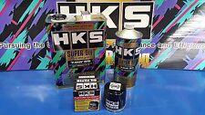 HKS SUPER RACING ENGINE OIL & OIL FILTER FOR HONDA CIVIC EP3 TYPE R K20A FN2 FD2