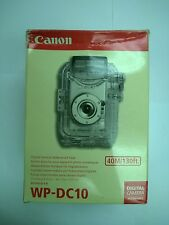 Canon WP-DC10 Waterproof Case underwater 40m for PowerShot SD100 SD110