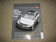 Autofocus Magazin Katalog 2008, Artega, Caterham, Ferrari, Maybach, Mercedes,