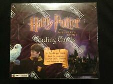 HARRY POTTER AND THE SORCERERS STONE FACTORY SEALED HOBBY BOX RARE