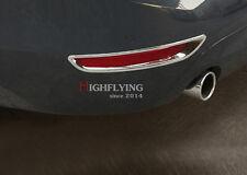 Chrome Rear Tail Fog Light Cover For BMW 2 Series F46 Gran Tourer 7-PASS 15-16