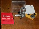 Enya 35 III Model Airplane Engine 5224 Box Instructions