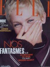 ▬►Elle 2495 de 1993 Beri Smither_YSL_Emmanuelle Béart_Philippe Starck_S.Connery
