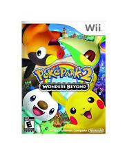 PokePark 2: Wonders Beyond (Nintendo Wii, 2012) - BRAND NEW