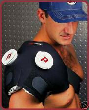 PROSERIES DOUBLE SHOULDER ICE WRAP HOT AND COLD THERAPY