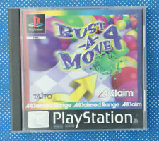 Bust-A-Move 4 (Sony PlayStation 1, 1999, Keep Case)