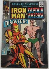 TALES OF SUSPENSE #79 JULY 1966 IRON MAN VS SUB-MARINER FIRST APP COSMIC CUBE