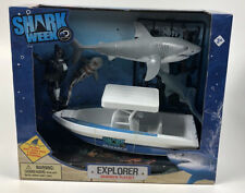 SHARK WEEK EXPLORER RESEARCH PLAY SET PLAYSET AGES 3+ - BRAND NEW IN BOX