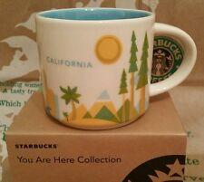 Starbucks Coffee Mug/Tasse/Becher CALIFORNIA, yah, NEU mit Sticker i.OVP-Box!!!