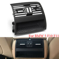 Newly Rear Center Console Fresh Air Outlet Vent Grille Grill Cover for BMW 5 F10
