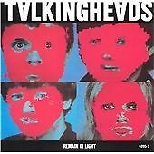 Talking Heads - Remain in Light (1983)